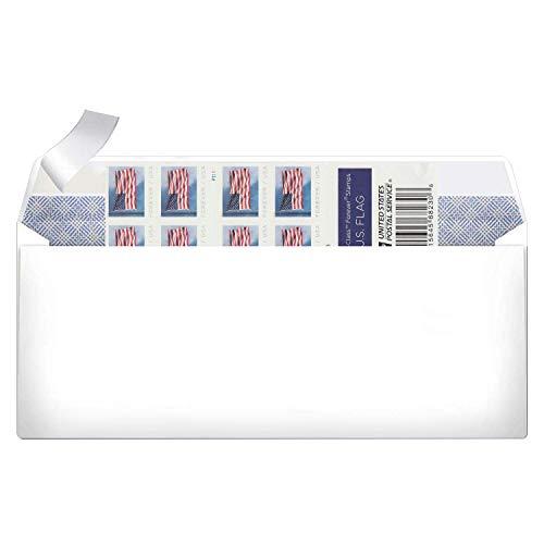 10# Business Envelope Additional 2019 Forever Postage Mailing Stamp (1 Sheet - 20 Stamps)