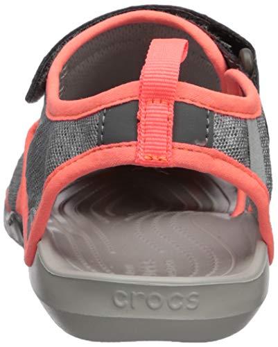 Crocs Women's Swiftwater Mesh Sandal Flat