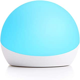 Introducing Echo Glow - multicolor smart lamp for kids - A Certified for Humans Device