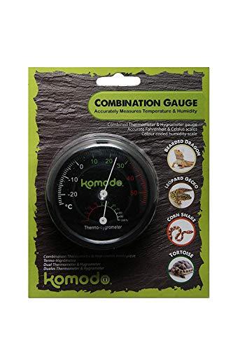Komodo 54182 Combined Thermometer Hygrometer Analog