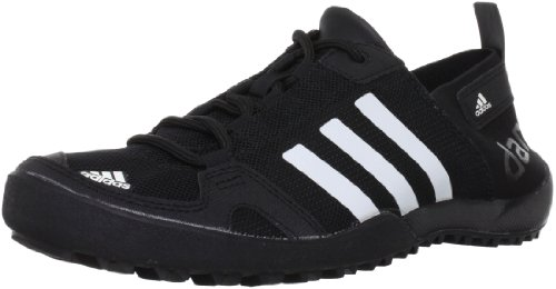 adidas Herren Climacool Daroga Two Outdoor Fitnessschuhe, Schwarz (Black1/Cha), 43 1/3 EU