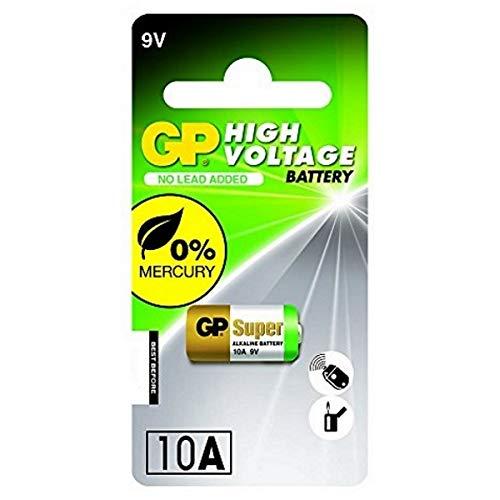 GP Batteries GP10A - c1 Hochvolt Super Alkaline Batterie (Karte eines)