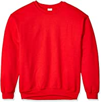Gildan Mens Fleece Crewneck Sweatshirt, Style G18000 Sweatshirt
