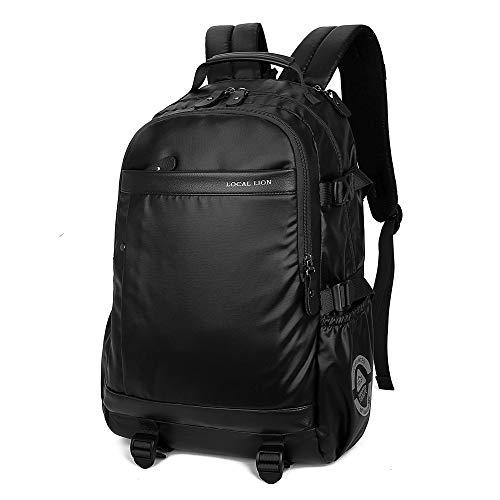 25L Outdoor Bag, Backpack, Outdoor Backpack, Hiking Backpack, Mountaineering Bag Outdoor Backpack (Color : Black)