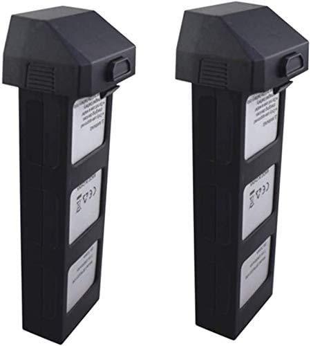 ZYGY 2PCS baterías de polímero de Litio de 7.4V 2800mah para HS720 HS720E Plegable de Cuatro Ejes sin escobillas RC Quadcopter Accesorio Control Remoto batería de Drone