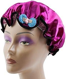 Capas de la decoración de Doble eDealMax Rose Rojo del arco de Encaje a prueba de