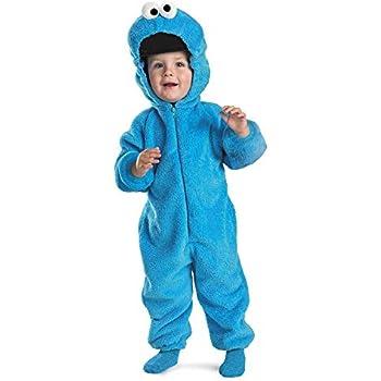 Sesame Street Elmo Comfy Fur Costume Medium 3T-4T