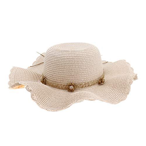 Strohhut Damen Herren Hut aus Stroh - Sonnenhut Sommerhut mit Ledergarnitur Naturfarben Dank des Materials aus Stroh ist der Traveller bestens für den Sommer geeignet
