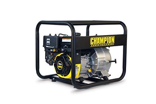 Champion 3-Inch Gas-Powered Semi-Trash Water Transfer Pump