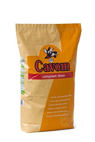 Cavom Compleet Diner Hondenvoer 10 kg volledige warme maaltijd