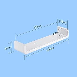 de bain Support d'angle de salle pour salle de bain Support de rangement Étagère de rangement Accessoire étanche pour orga...
