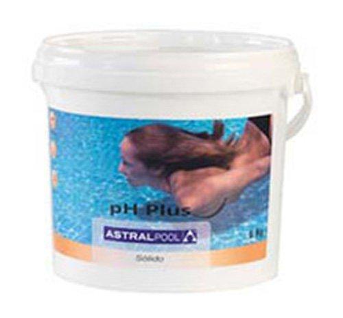 Astralpool - Incrementador de pH sólido de envase de 6 kg.