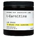 GNC Beyond Raw Chemistry Labs L-Carnitine - 90 gm