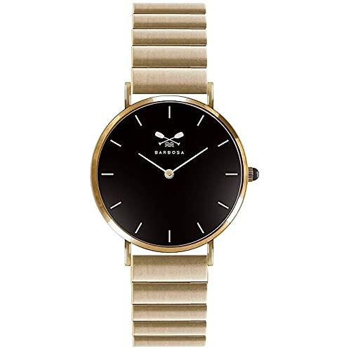 orologio solo tempo donna Barbosa Gold trendy cod. 01DRNI-18DM297