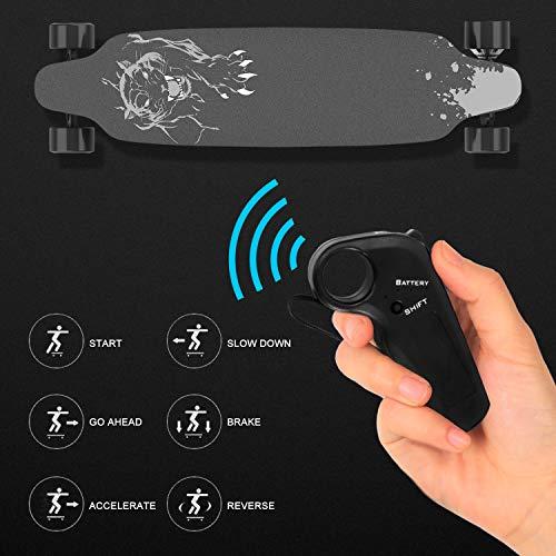 Elektro Skateboard GeekMe électrique Avec Bild 3*