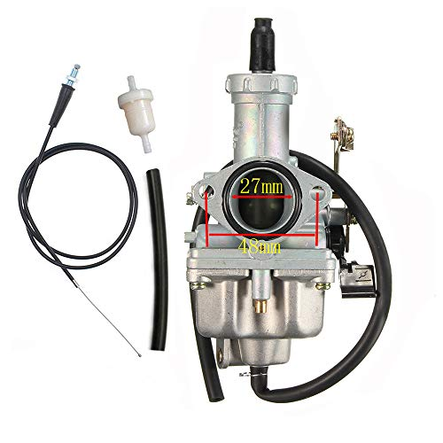 EYYH New TRX250EX Carburetor for Honda TRX250EX TRX 250EX SPORTRAX 250 2001-2005