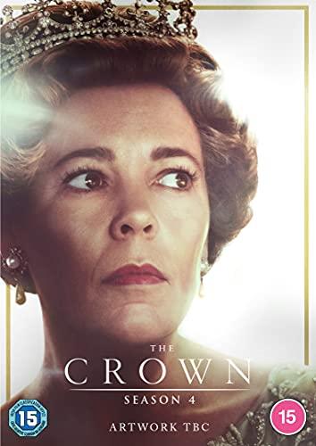 The Crown Season 4 [DVD] [2021]