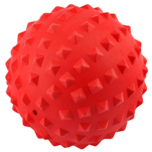 RHL Dog Squeaky Toys for Aggressive chewers Large Breed Balls Interactive Dog Ball Toy Almost...