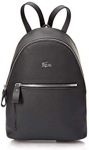 Lacoste Women Daily Classic Backpack, Black