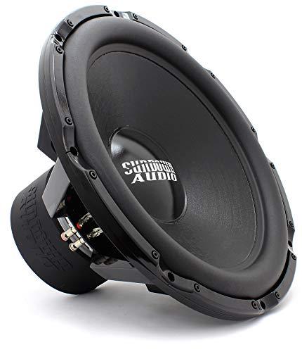 Z-24 V.5 D1 - Sundown Audio 24  2000 Watt RMS Dual 1-Ohm Zv5 Series Subwoofer