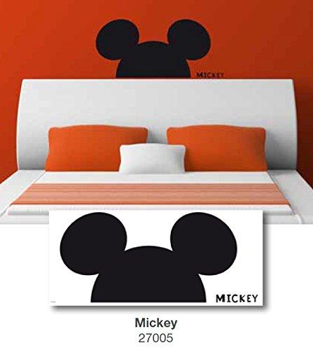 CREARREDA 27005 Maxi Autocollant Amovible Mickey Disney 45 x 100 cm