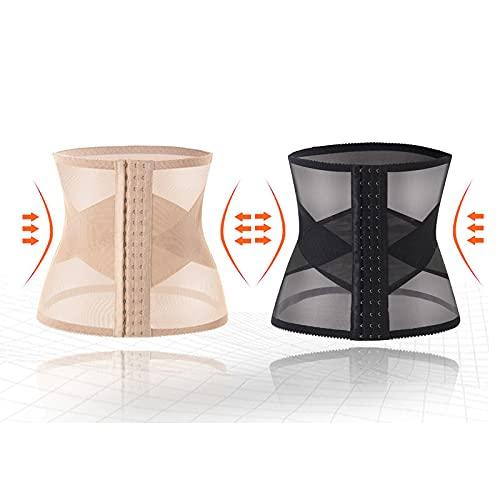 marca blanca Mujer Instantly Build - Figura de reloj de arena para control de barriga, cintura invisible para bajar de peso M