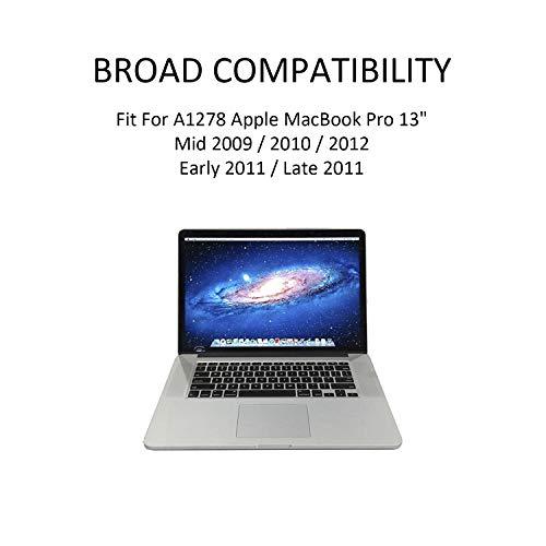 K KYUER 72WH A1322 Laptop Akku für Apple MacBook PRO 13