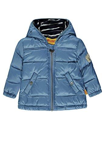 Steiff Baby-Jungen Anorak Jacke, Blau (Allure|Blue 3110), 80