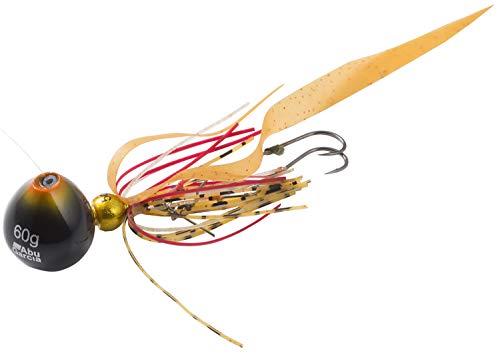アブガルシア(Abu Garcia) タイラバ カチカチ玉 80g+10g SSKKD80+10-OGLD オレンジゴールド.