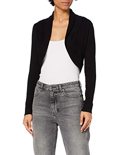 Morgan Boléro MOLU Cardigan Sweater, Negro (Noir), 36 (Taille Fabricant: 36 Taille Fabricant XS) Women's