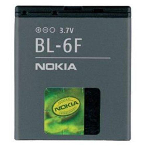Nokia Batterie BL-6F für Nokia N78