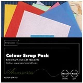 Paperstate Scrap Pack Color: Amazon.es: Oficina y papelería