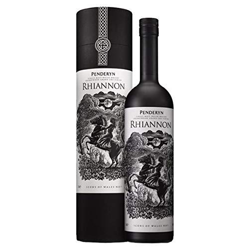 Penderyn Edition Rhiannon Whisky 46% vol Icons of Wales No. 7 Single Malt Welsh Whisky-Oloroso/Bordeaux Single Malt Whisky (1 x 0.7 l)