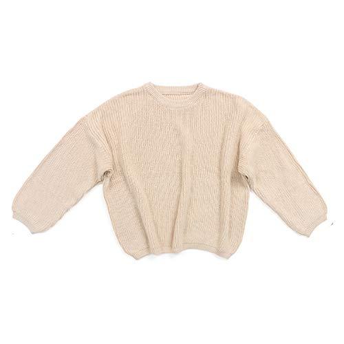 Toddler Baby Girl Boy Sweater Long Sleeve Warm Knit Fall Winter...