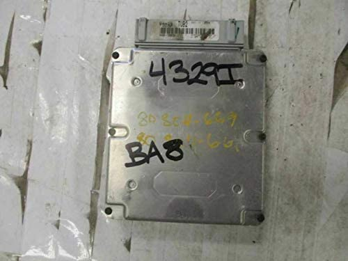 REUSED Fashionable PARTS Engine ECM Control Module Fits Genuine 2.0L 95 1995 Contour