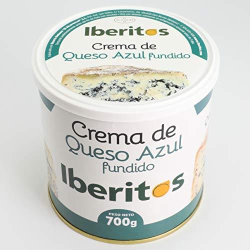 Iberitos - Crema De Queso Azul - 1 Unidad X 700 Gramos