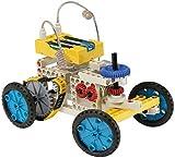 Betzold Lernbausatz Ferngesteuerte Maschinen, Robotik und Mechanik, 10 Modelle möglich, Modellbausatz Kinder Schule Experimentierkasten Grundschule