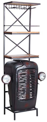 Meuble bar tracteur