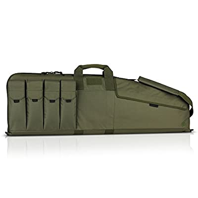 "Savior Equipment The Patriot 35"" Single Rifle Gun Tactical Bag - Olive Drab Green"