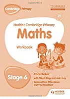 Hodder Cambridge Primary Maths Workbook 6