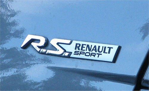 Renault Sport Badge/Decal Clio Megane Twingo RS 848908319R