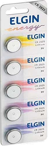 Bateria De Litio Cr 2025 Com5 82192, Elgin, 24642