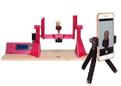 El nuevo escáner 3D KS Kit de herramientas electrónicas no