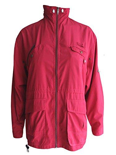 Craft Ice Cold Limit Clothing Veste coupe-vent, Veste fonctionnelle 975101 Rouge, Taille 50