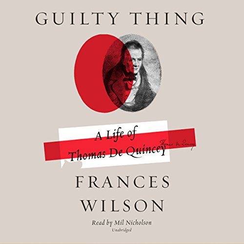 Guilty Thing audiobook cover art