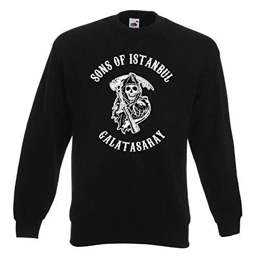 Sons of Istanbul Herren Sweatshirt Galatasaray Ultras