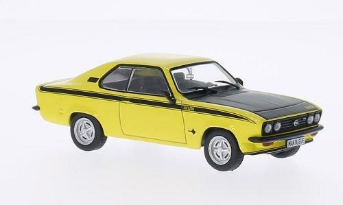 Opel Manta A GT/E, gelb (ohne Magazin) , 1974, Modellauto, Fertigmodell, SpecialC.-40 1:43