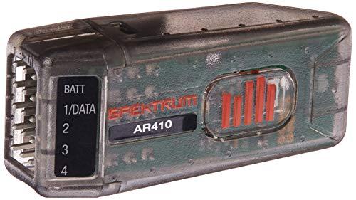 Spektrum AR410 4-Channel RC Sport Receiver, Black