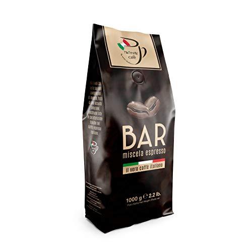 KOFFIE , HELE BONEN ESPRESSO NIK FINELLI – REAL ITALIAN Handcrafted coffee - coffee beans roasted 1 kg