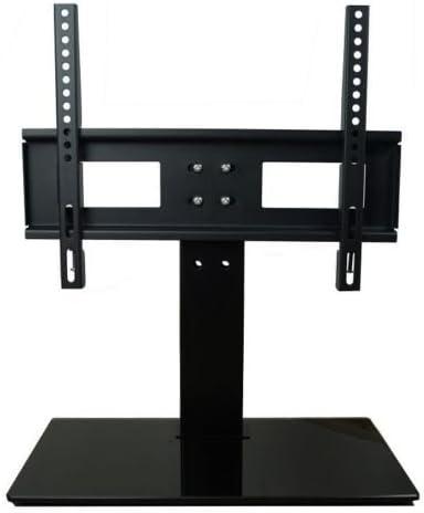 Soporte universal de pie para mesa de G-VO para televisores de led, LCD, plasma, color negro, metal, negro, 22 - 47 inch TV: Amazon.es: Juguetes y juegos
